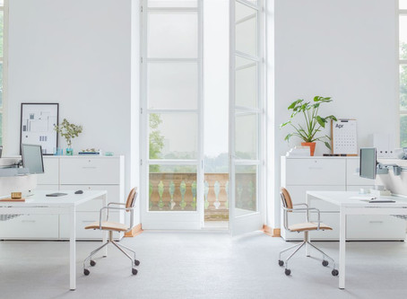 The Essential Guide to Corporate Office Interior Design