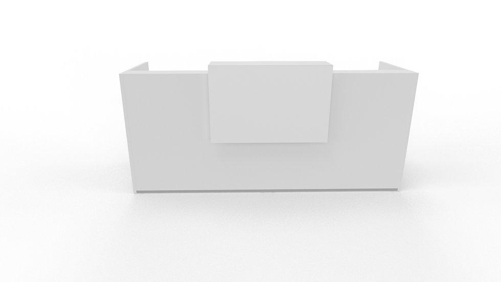 """TERA Reception Desk TRA19 - 96 3/4"""" Length"""