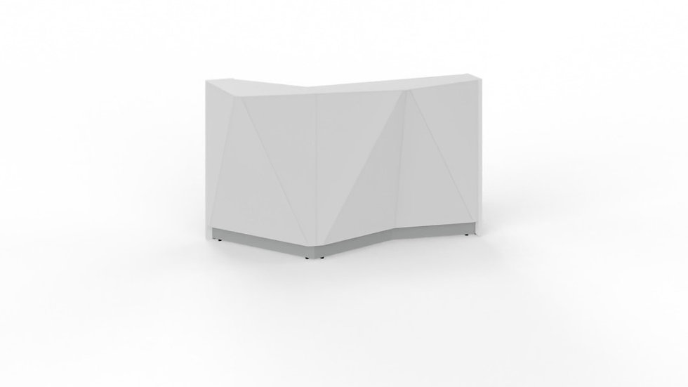ALPA Reception Desk ALP04P - 72 2/8""