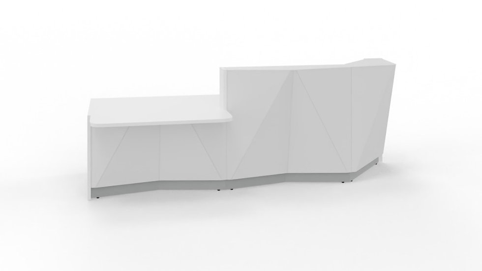 ALPA Reception Desk ALP22P - 119 4/8""