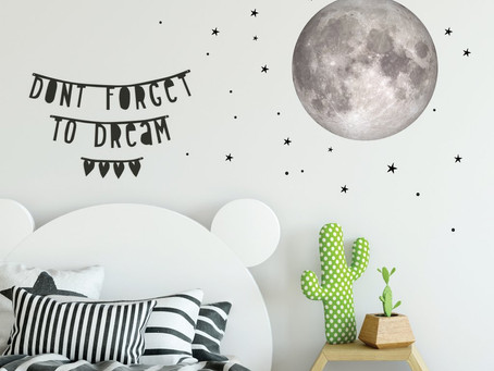 How to create a fabulous (not themed) kids room