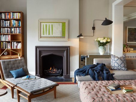 How to cosy up your living room