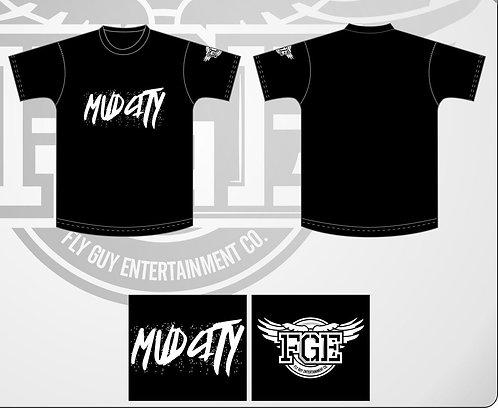Black Mud City T-Shirt