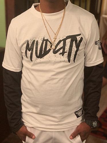 White Mud City T-Shirt