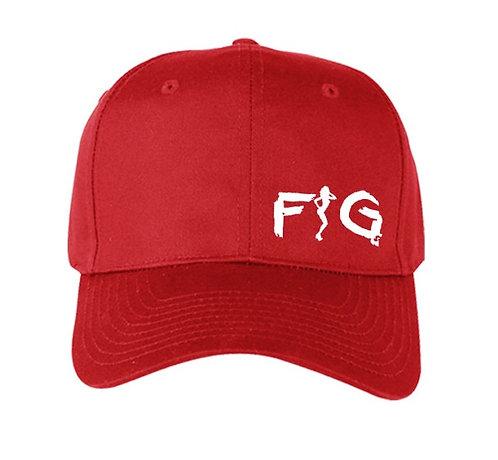 FG Red Dad Cap