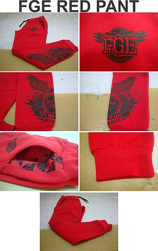 FGE Red Jogger