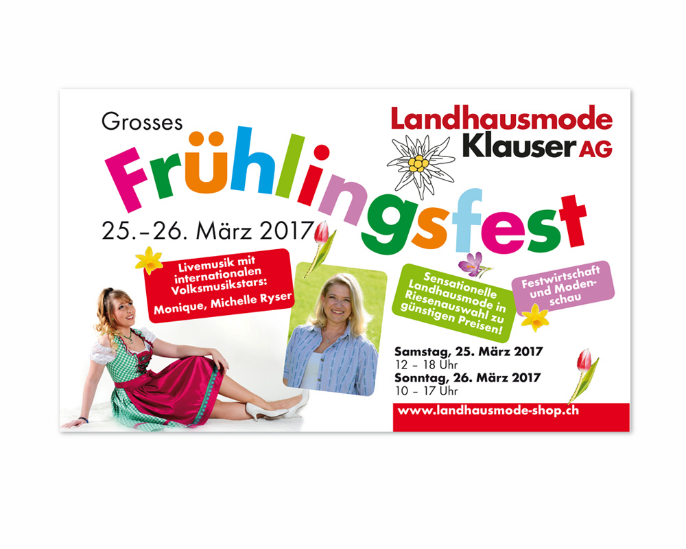 Landhausmode-Klauser