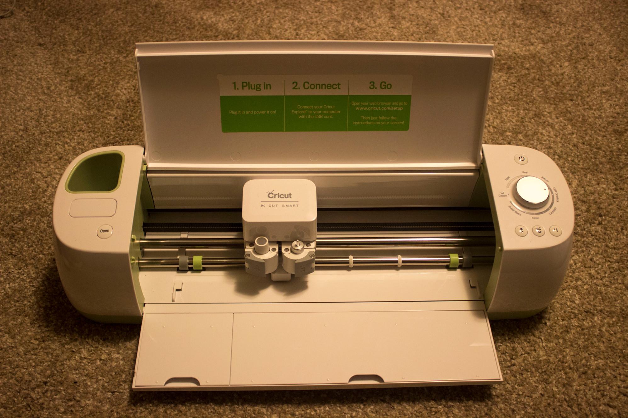 Cricut Explore Machine Model No  2002286
