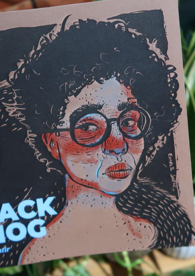Black Smog (Inktober2019)
