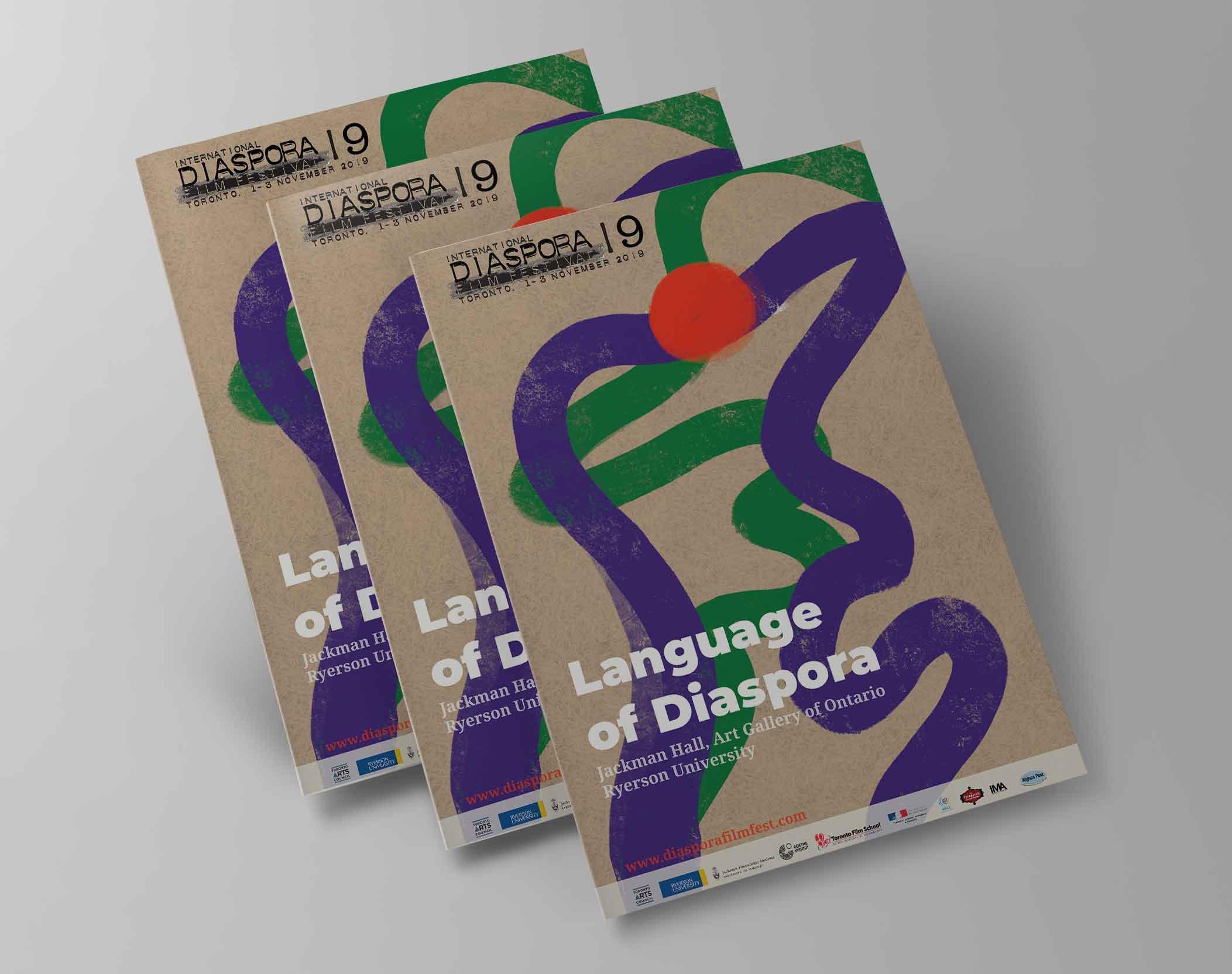 Disaspora-Booklet