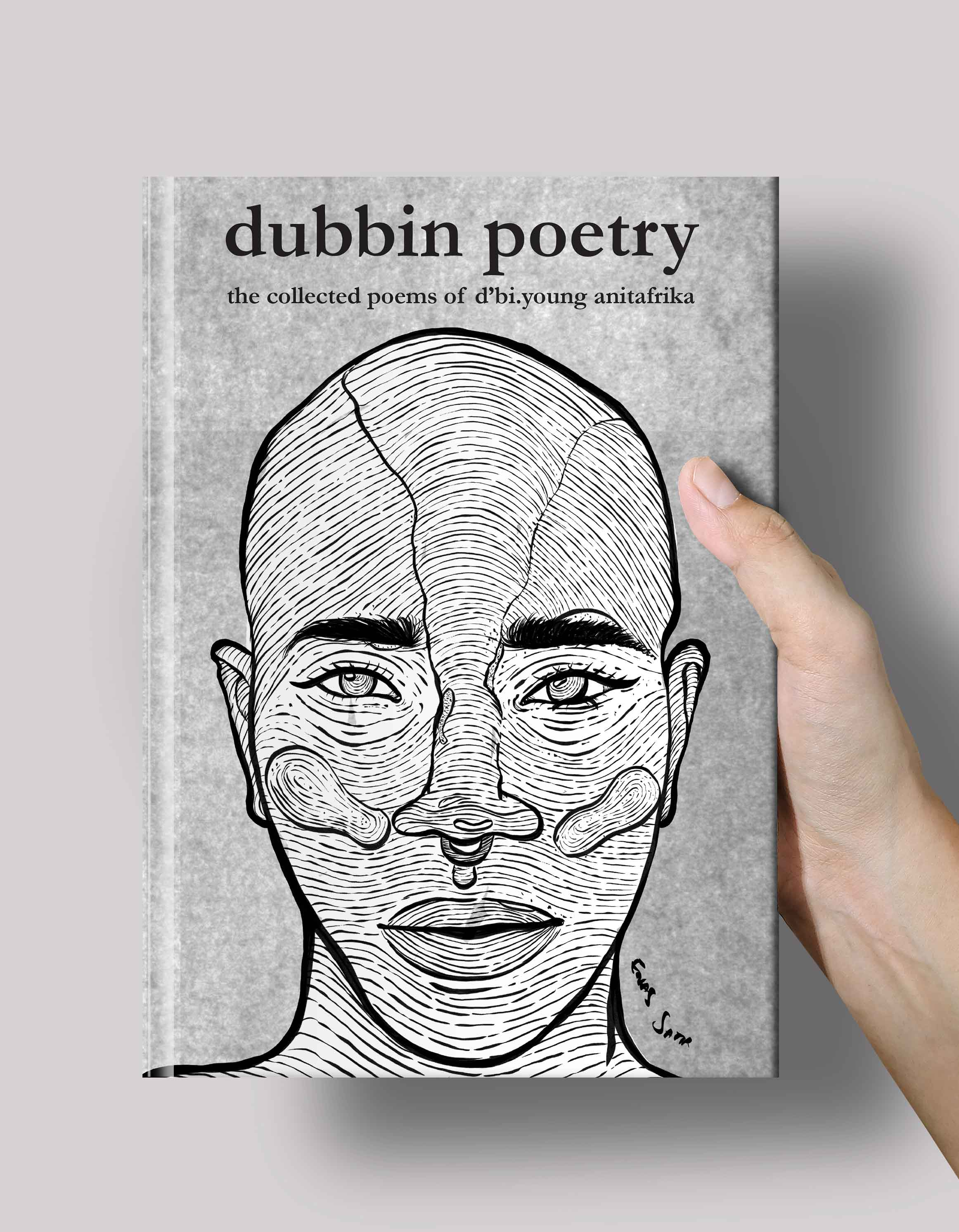Dubbin Poetry Book Cover