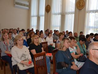Состоялась Конференция Энгельсского местного отделения партии