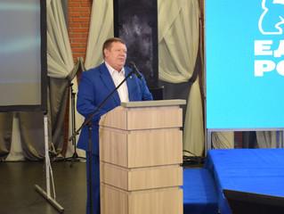 Николай Панков возглавил региональное отделение «Единой России»