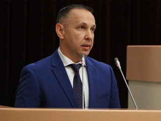 Прием сенатора Алексеева Олега Александровича