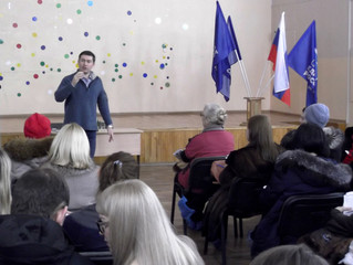 В Энгельсе продолжает работу «Школа родительского мастерства» Сергея Левита