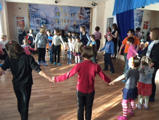 Для воспитанников центра «Надежда» подготовили праздничное мероприятие, посвященное Масленице