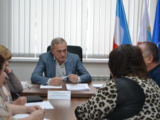 Василий Максимов ответил на медицинские вопросы жителей Энгельса