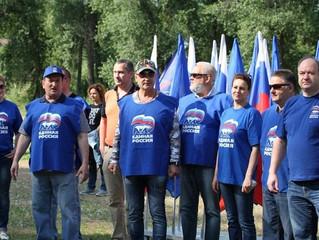 1 июля в Энгельсе прошла акция «Экологический объект муниципального значения»