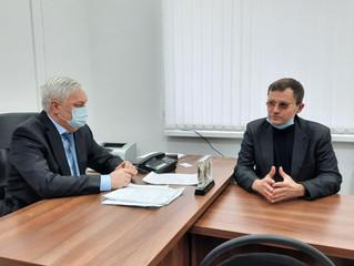 Дмитрий Плеханов оказал помощь детям с ограниченными возможностями