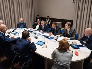 Комиссия «Единой России» по этике провела первое заседание