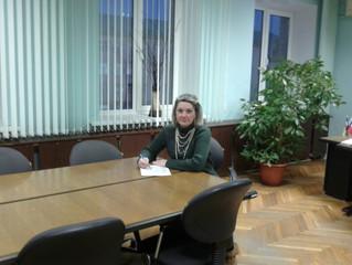 Выпускнице Саратовского колледжа искусств оказано содействие в трудоустройстве