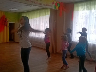 """Проект """"Танцы для всех"""" стартовал в """"Надежде"""""""