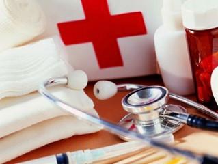 Прием по здравоохранению