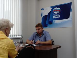 Депутаты Собрания депутатов Энгельсского муниципального района продолжают встречаться с избирателями