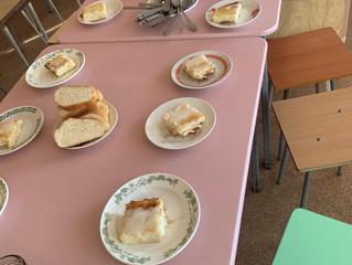 Дмитрий Плеханов проверил качество питания в школе