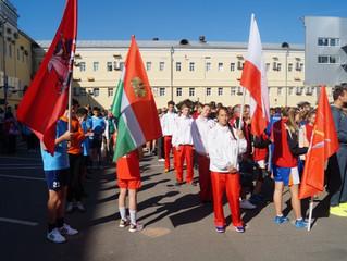Юные спортсмены из Энгельса приняли участие в фестивале дворового спорта