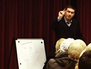 Проект «Крепкая семья» продолжает свою работу в общеобразовательных учреждениях Энгельсского района