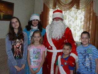 «Новогоднее чудо» для маленьких жителей Энгельса