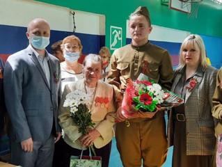 Андрей Корнеев принял участие в семейно–спортивном празднике «Вперед к Победе»