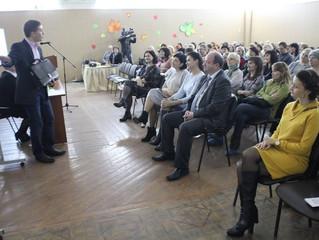 Школа родительского мастерства открылась в Энгельсе