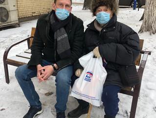 Депутат Александр Трухманов сегодня работал в своём избирательном округе