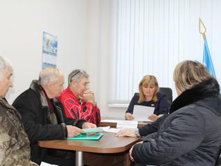 В Общественной приемной Энгельса депутат Анастасия Реброва провела прием граждан