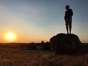 Rainer coucher soleil.JPG