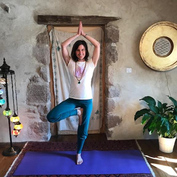 Ananda Yoga - cours en ligne