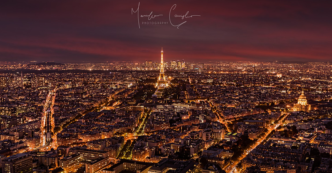 Paris by Night (France)