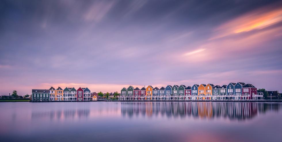 The Rainbow Houses