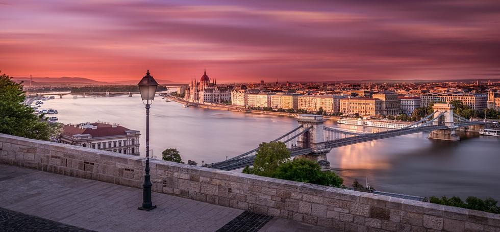 Budapest Panorama (Hungary)