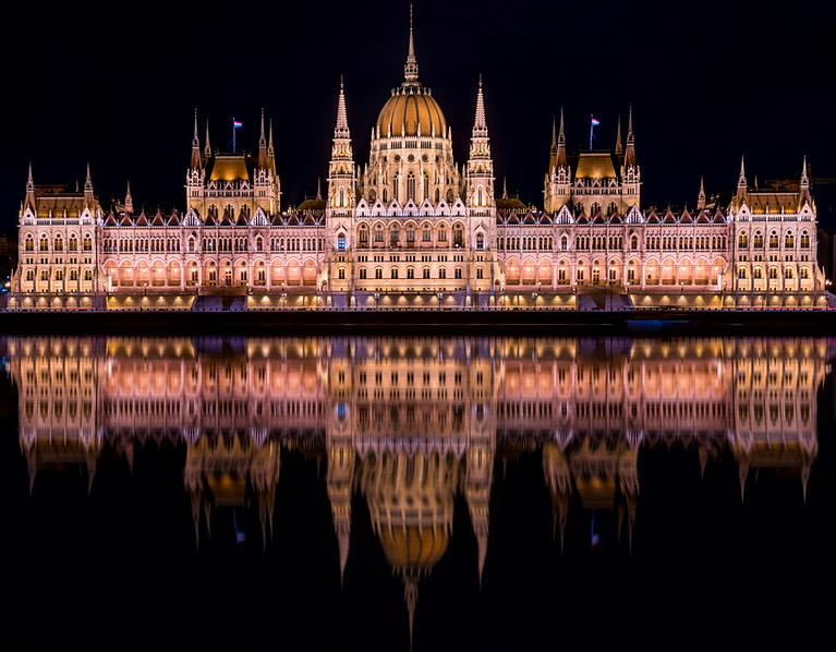 Old Reflections (Budapest, Hungary)