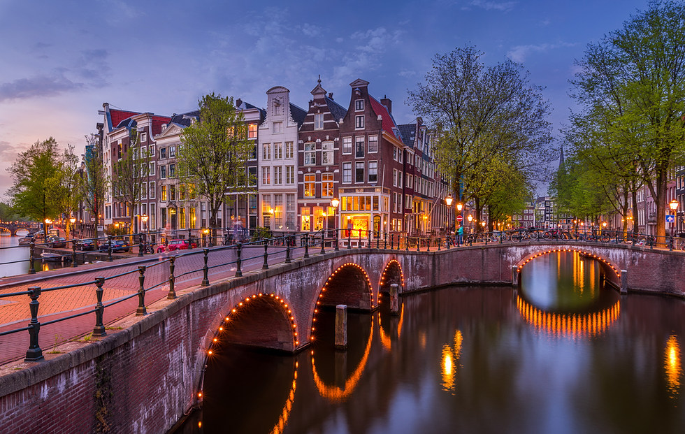 Amstedam canals