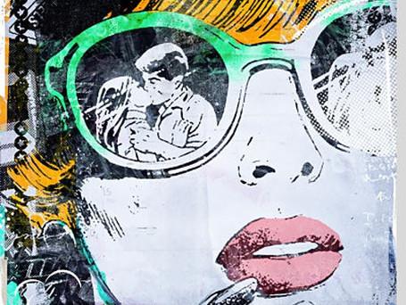 Teis Albers- Sunglass Kiss