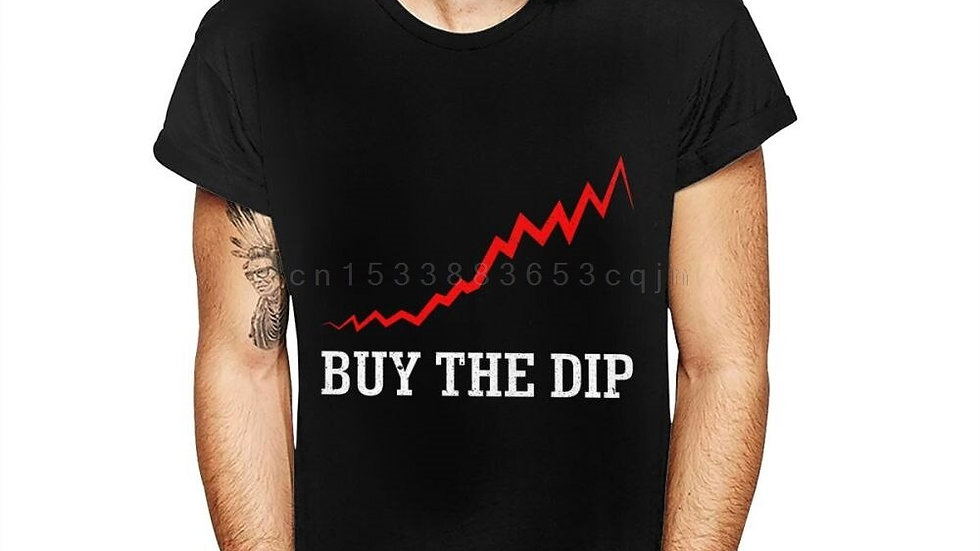 Scalper Forex Investment Stock T Shirt High-Q Unisex Buy the Dip