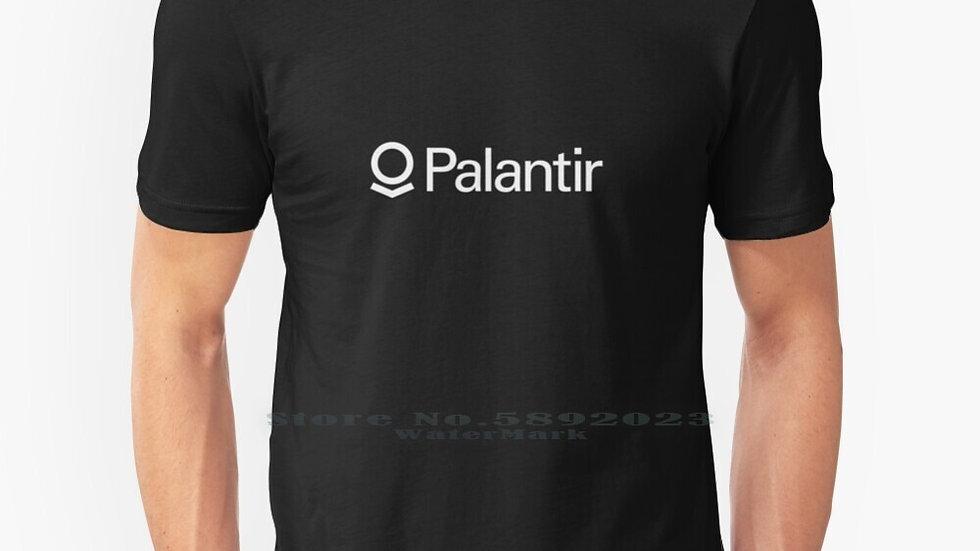 Palantir T Shirt 100% Pure Cotton $PLTR PLTR Tee shirt stocks trader