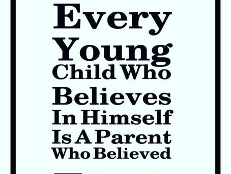 KONSEKVENSPÆDAGOGIK... preller det også af på dit barn ?