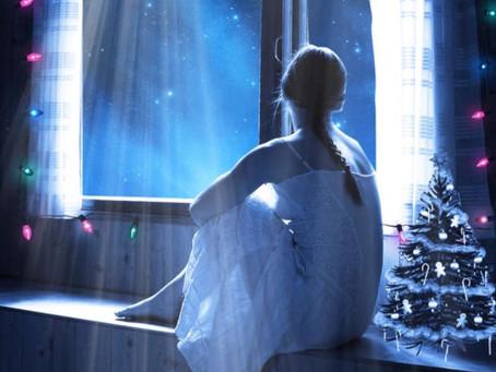Julen er hjerternes fest ❤️Men julen er også de knuste hjerters tid 💔