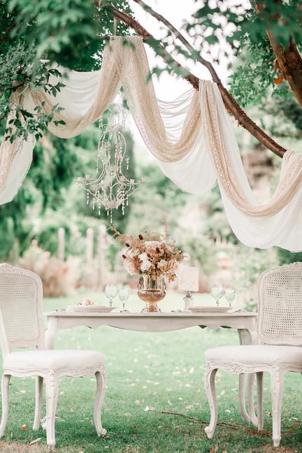 Wedding drapes