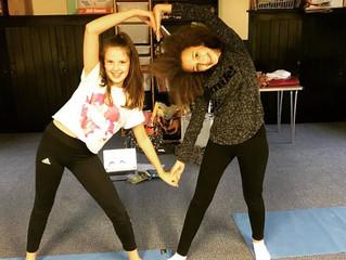 Teens, School & Yoga